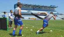Esportivo suspende treinamentos após conversa com a Federação Gaúcha de Futebol