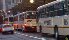 Transporte Urbano de Caxias vai funcionar só até as 22h a partir da próxima sexta-feira