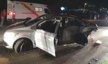 Mulher e criança de cinco anos morrem em acidente em Farroupilha