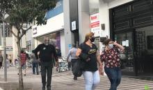 """""""Ideia não é sair multando"""", diz diretor da SMU sobre uso de máscara em Caxias"""