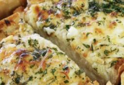 Pão com massa de batata